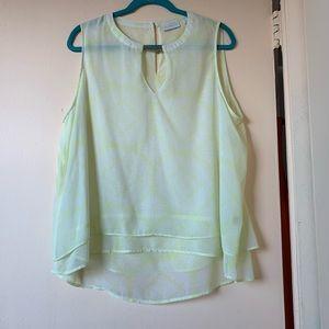 New York & company large blouse